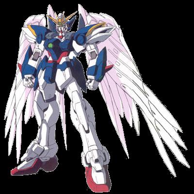 Wing Gundam Zero CustomW0Render