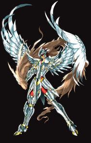 Pegasus god cloth by pamansazz