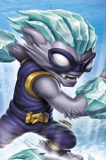 Freeze Blade Profile