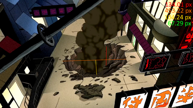 File:Episode 1 - Future Four Arms, Future Vilgax, and Cannonbolt plummet to the ground.png