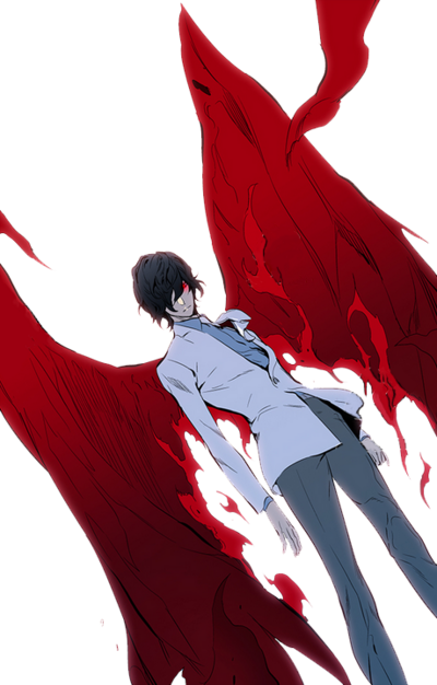 Raizel Blood Wings Render2