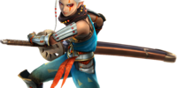 Impa (Hyrule Warriors)