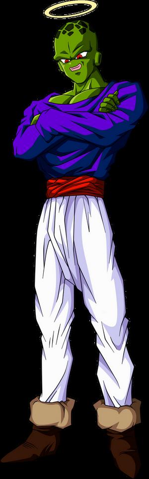 Render Dragon Ball Z pikkon