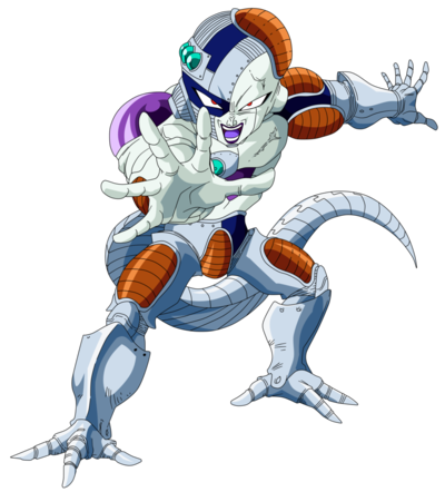 Mecha freeza by boscha196-d3l29v8