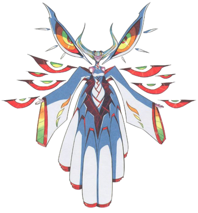 Ragyo second form