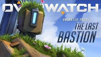 """Overwatch Animated Short - """"The Last Bastion"""""""