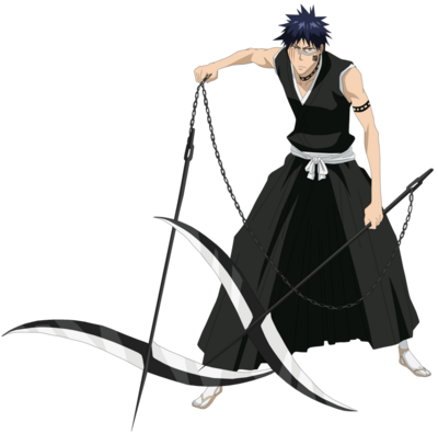 Hisagi shuuhei by esteban93-d5jjf1y