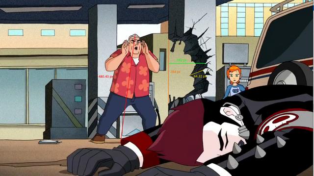 File:Rojo destroys a stone pillar.png