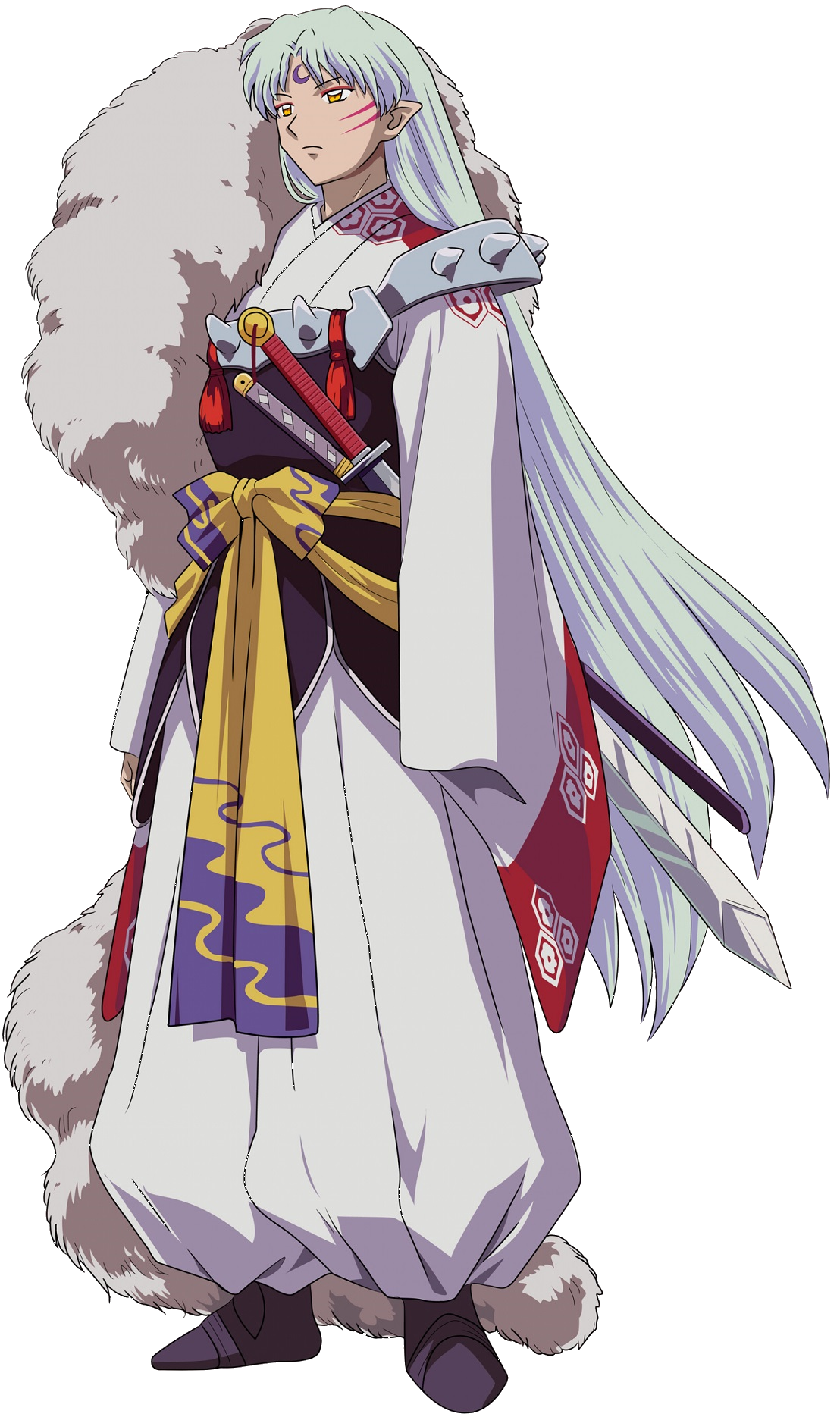 Sesshomaru by niiigata-d57xt1b