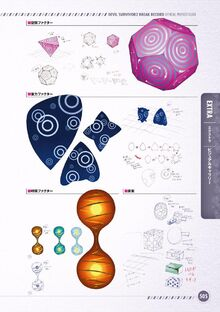 Time, Space, and Gravity Factor Concept Art DeSuRB