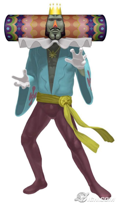 The King of All Cosmos render by HIT IT