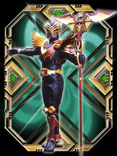 Kamen Rider Odin Render