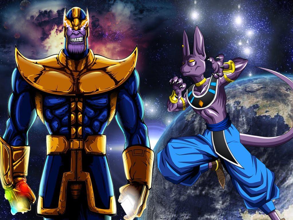 Goku Vs Thanos: User Blog:Bat Siri/Mini Fight X: Beerus Vs Thanos