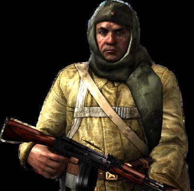 Nz nikolai wielding a ak 47 with a round ammo clip by josael281999-d7q6607