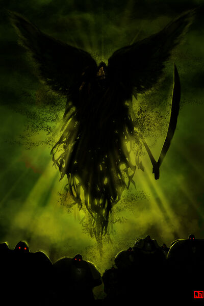 ReaperMortarion