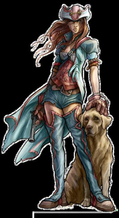 The Hero of Bowerstone (Female)