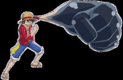 Luffy 3