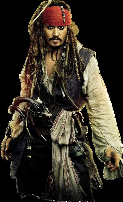 Captain jack sparrow render by tyson515-d59nd0l