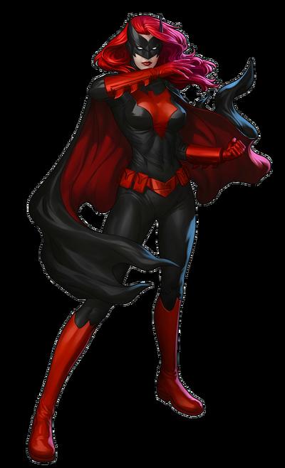 Batwoman final lr by artgerm-d6irs8m