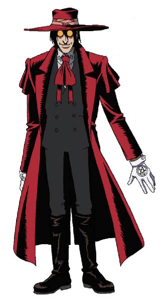 Hellsing Ultimate Walter Vs Alucard Alucard (Hellsing) | V...