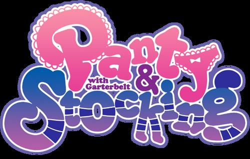 Panty and stocking logo by yamino-d39k09x