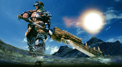 Monster hunter 4 ultimate character