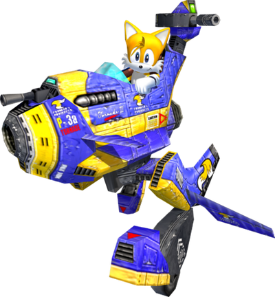 Tails Cyclone