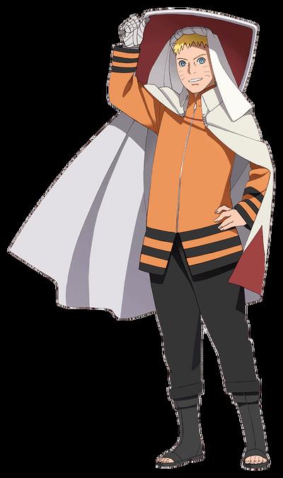 naruto adult uzumaki epilogue hokage nine tailed fox profile seventh vs series wikia hidden kurama