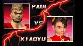 Paul Pheonix - Burning Fist