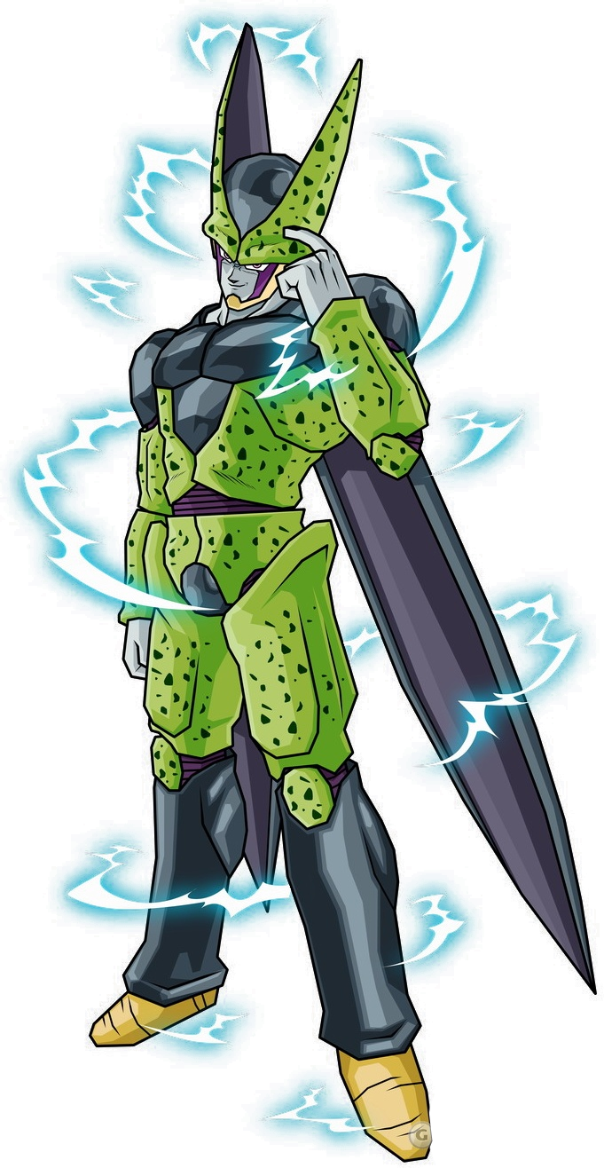 Image Super Perfect Cell Png Vs Battles Wiki Fandom