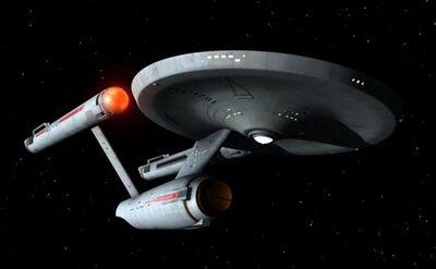 USS Enterprise NCC-1701 (Original Series)