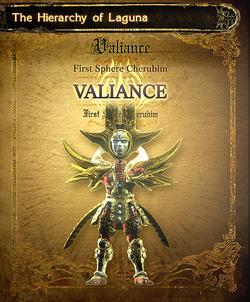 Valiance Page