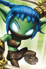 Stealth Elf Profile
