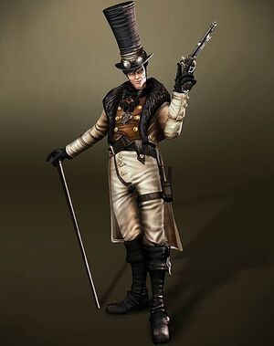 Reaver as seen in Fable III