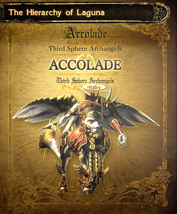 Accolade Page