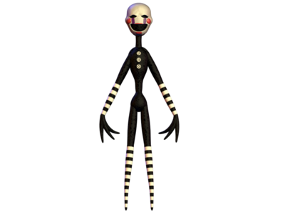 Five nights at freddy s 3 the puppet fnaf2 png by thesitcixd-d8q1sfp
