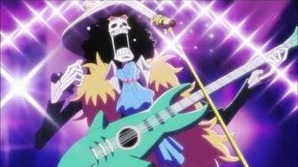 One Piece Soul King Brook New World English Dub