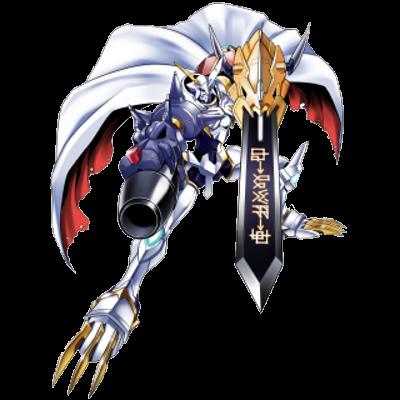 Omegamonx crusader