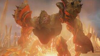 DOOM 4 Hell Guards Boss Fight