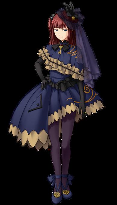 Ange Ushiromiya Witch