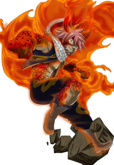 Natsu Dragonforce