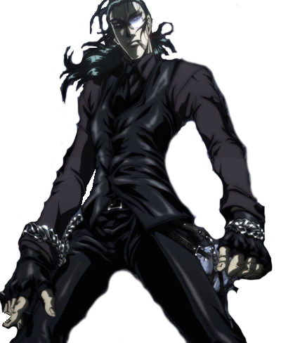 Walter Vampire Form