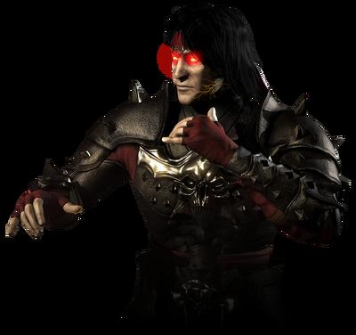 Dark Emperor Liu Kang