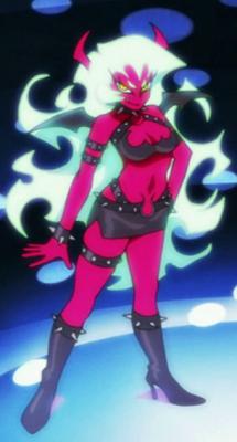 Demon scanty