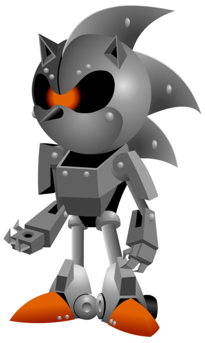 Silver sonic by doctor g-d4fvzfu