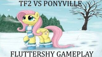 Tf2 Vs PonyVille - Fluttershy (VSP Wiki) new