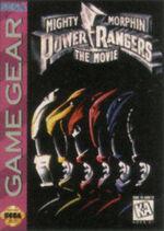 Power rangers movie gg