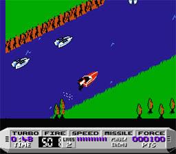 Cobra Triangle NES ScreenShot2