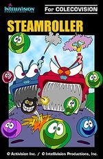 Steamroller Colecovision cover