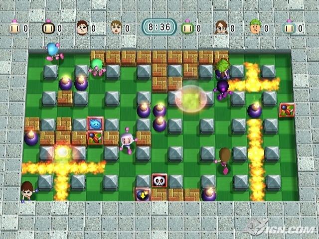 File:Bomberman Blast Screen.jpg